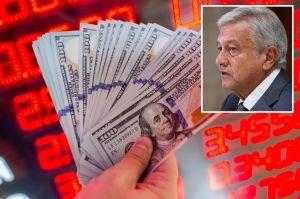 Peso mexicano está en su peor momento frente al dólar a pocos días de que AMLO asuma gobierno