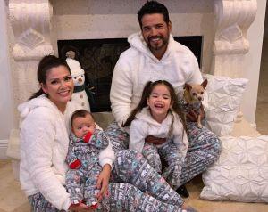 Pijamas para las fotos navideñas