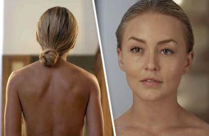 Angelique Boyer calienta Univision en 'Amar a muerte' con desnudo en escena erótica