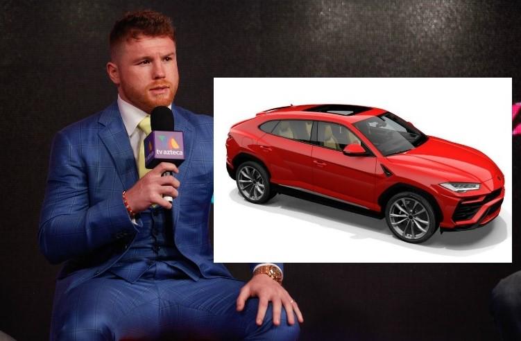 Se esparcen rumores sobre el choque del auto de lujo del Canelo Álvarez