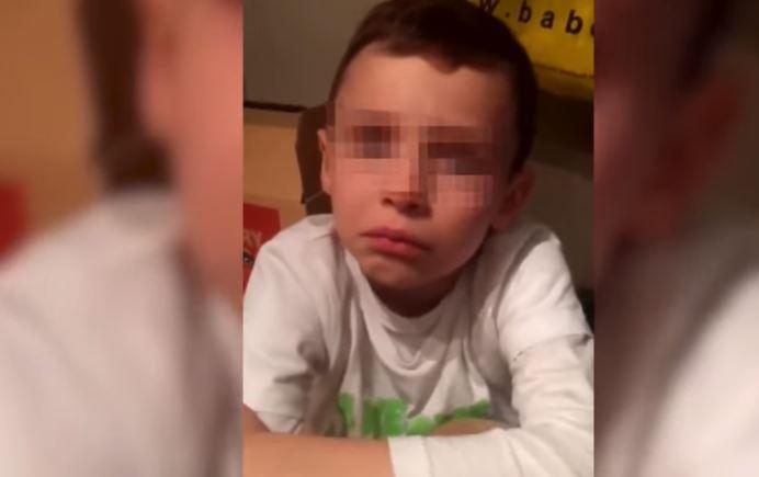 """Video: Niño pide """"reunirse con Dios y morirse"""" al ser víctima de bullying"""