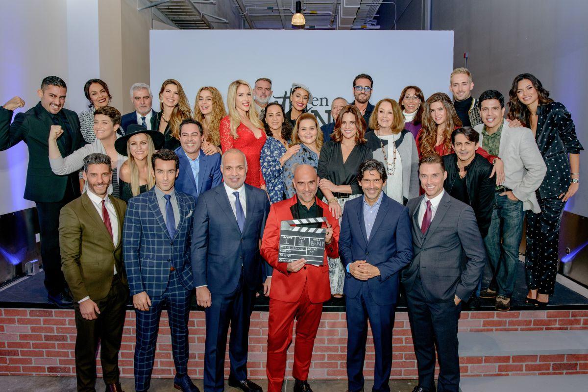 Telemundo presenta a elenco de 'Betty En NY', la nueva versión de 'Yo Soy Betty, La Fea'