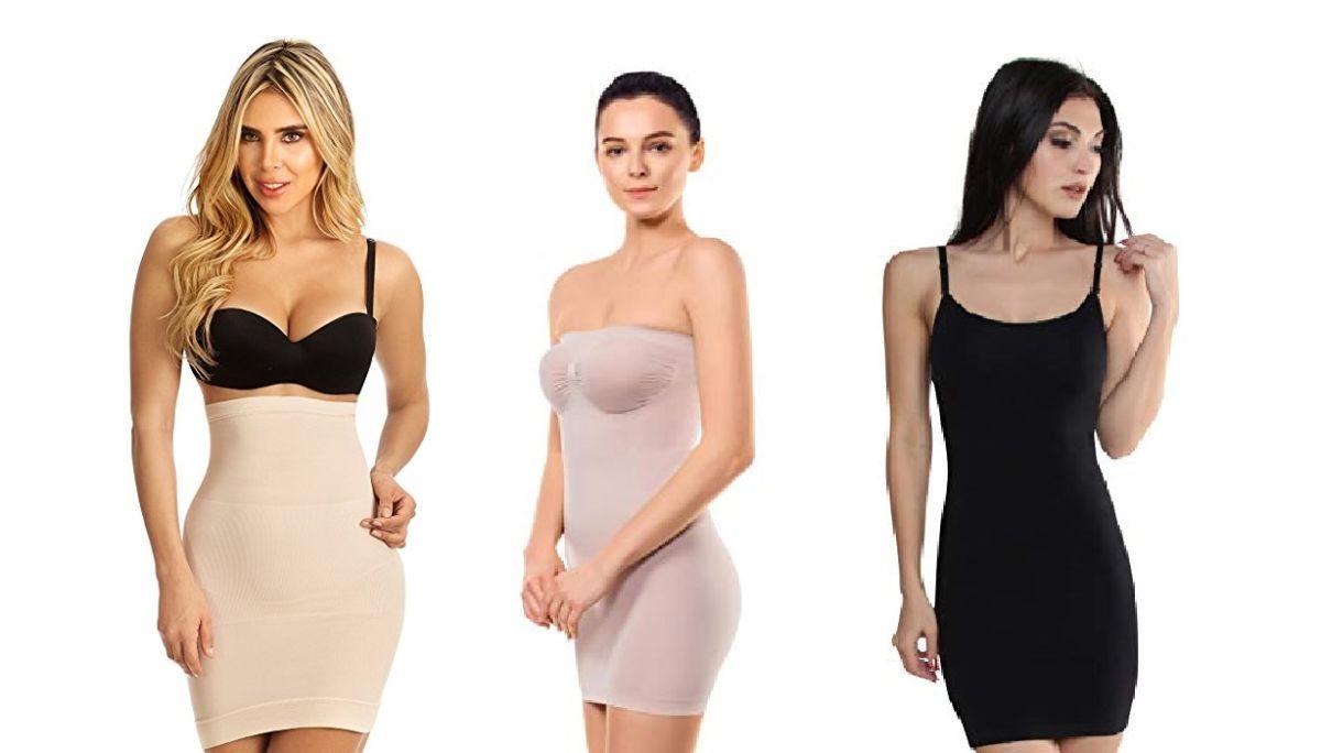 5 fajas invisibles para usar con vestidos sin que se note