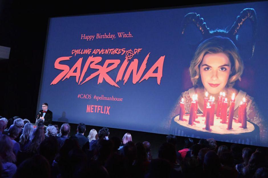 Templo satánico demanda a Netflix por la serie 'Las espeluznantes aventuras de Sabrina'