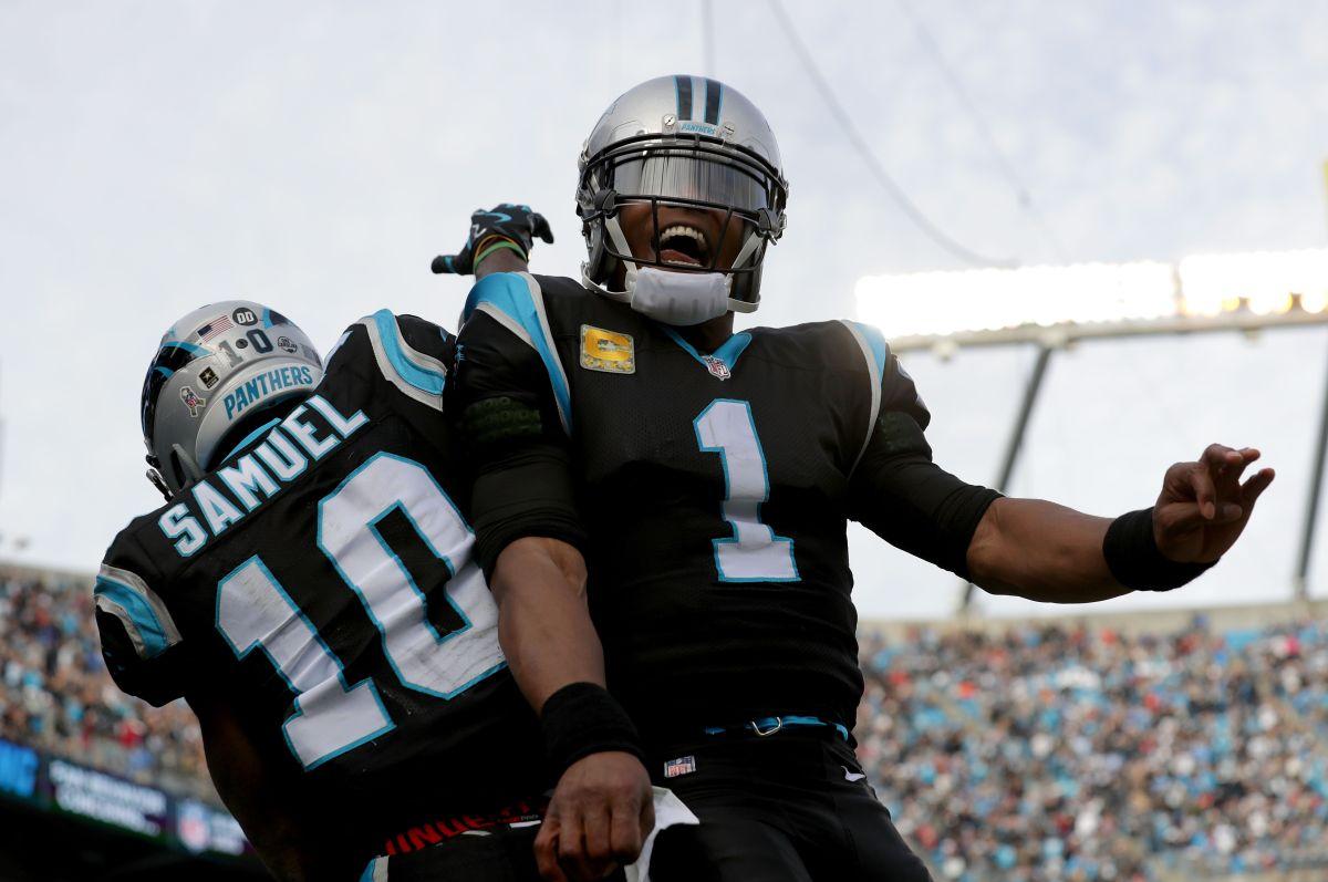 Bucaneros y Panteras abren la semana 2 de la NFL