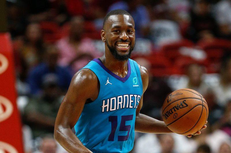 Kemba Walker es la máxima estrella de los Charlotte Hornets.