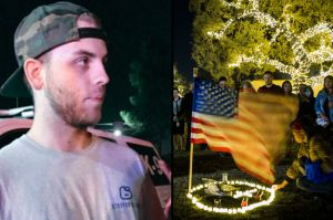 El joven héroe de 20 años que logró salvar a 35 personas en la masacre en California