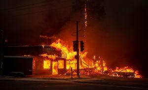 Camp Fire, el incendio más devastador de California, fue causado por PG&E