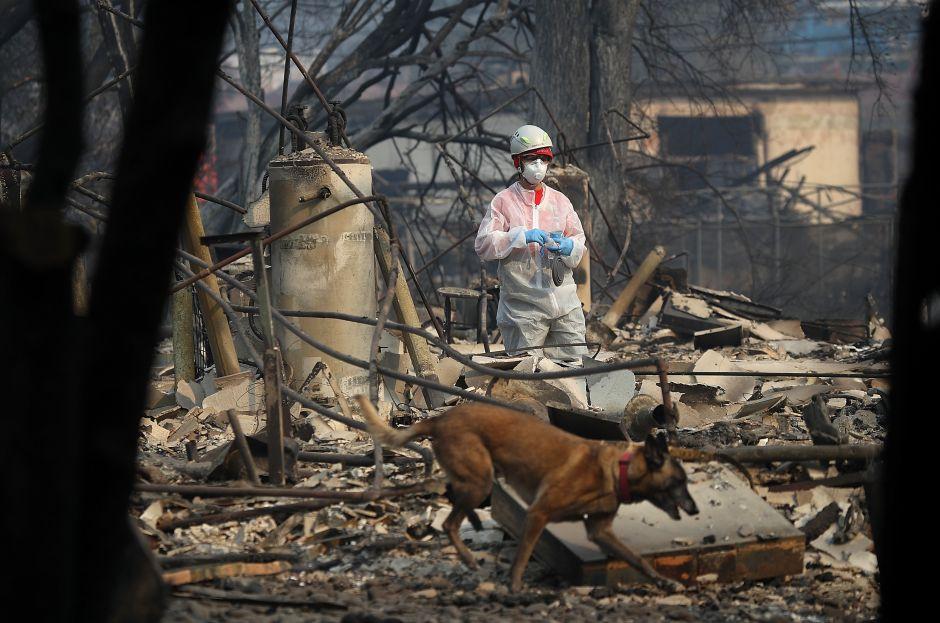 California recuerda los 85 muertos en el incendio de la ciudad de Paradise