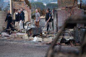 Incendios en California: 5 muertos más y casi 1,300 desaparecidos