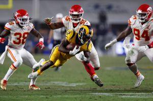 Rams y Chiefs dieron espectacular duelo con récord histórico y México se lo perdió