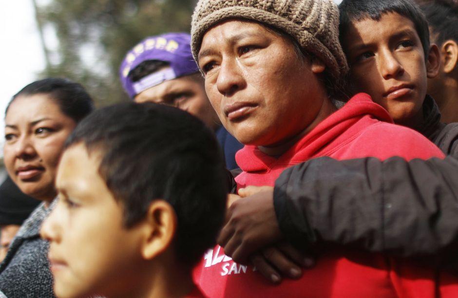 Migrantes de la caravana podrían esperar dos meses para ser atendidos en EEUU