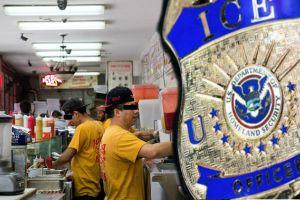 Redada de ICE a restaurantes mexicanos deja más de 20 inmigrantes capturados