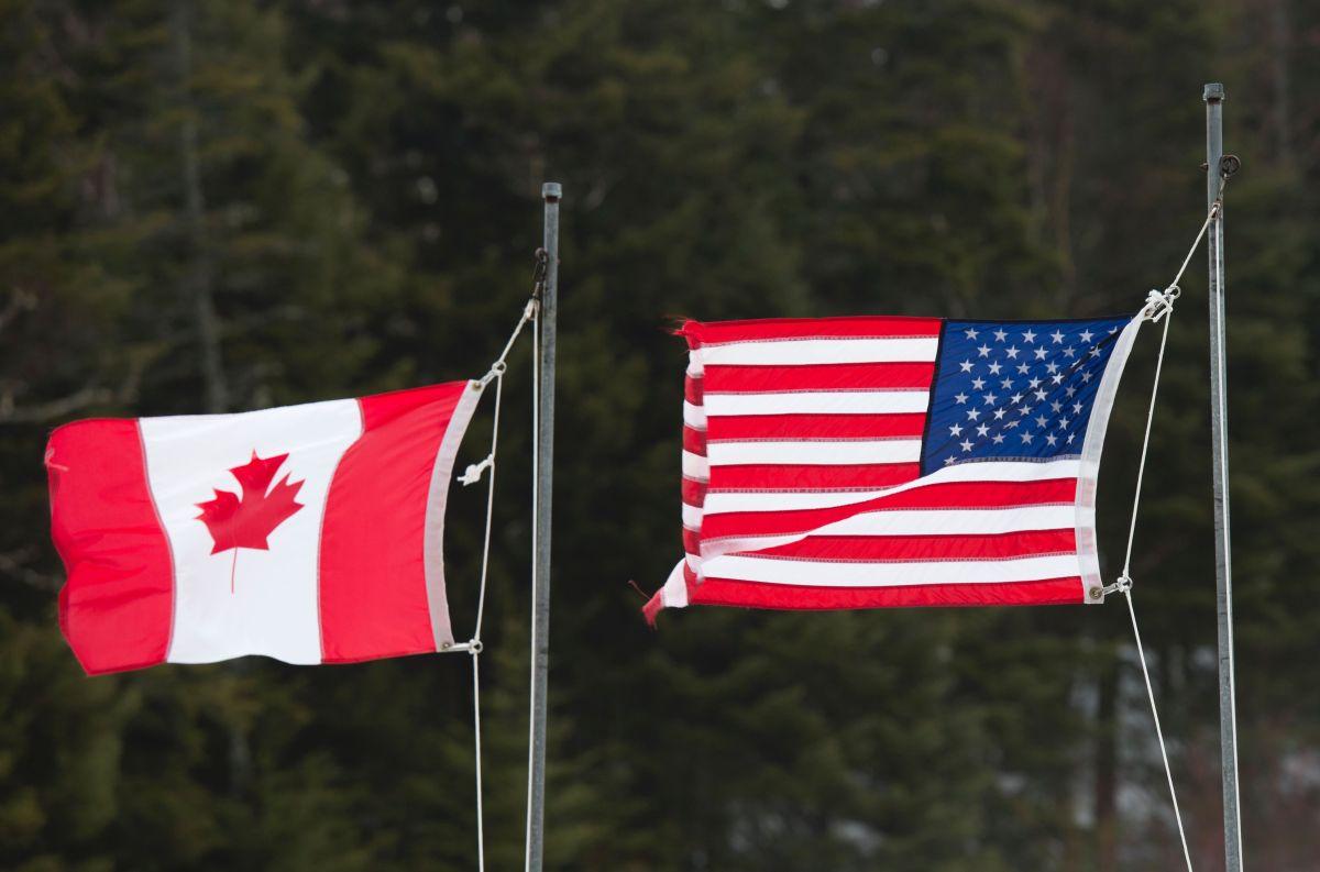 Las peticiones de refugio de estadounideses a Canadá crecieron desde 2017.