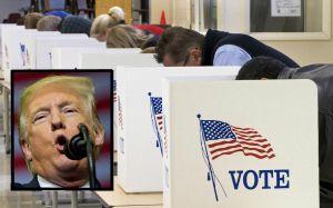 Elecciones: 5 reñidas contiendas que tienen a Trump en ascuas