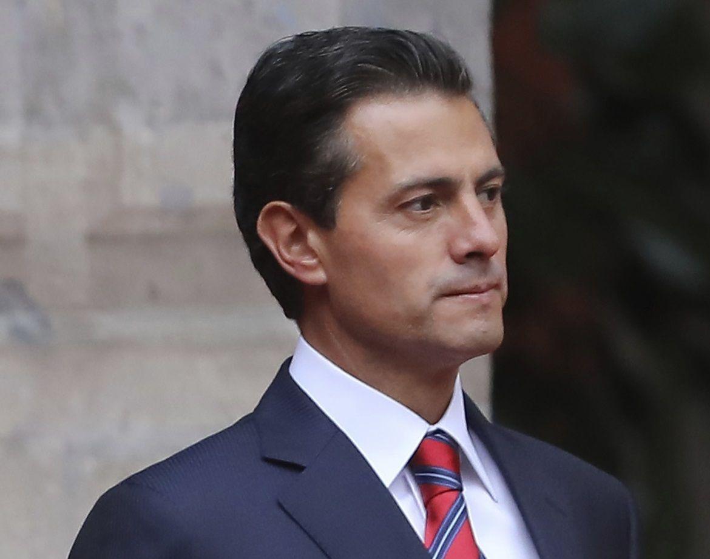"""Peña Nieto niega haber recibido sobornos de """"El Chapo"""""""