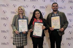 Padres latinos reciben reconocimiento en LA