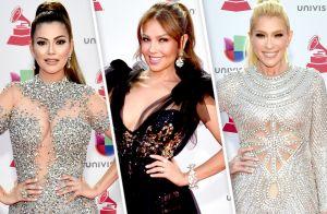 Fotos de la alfombra roja de los Latin Grammys 2018 con los mejores y peores vestidos