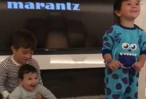 Los 'clones' de Messi bailan, se divierten y derriten de ternura el Instagram
