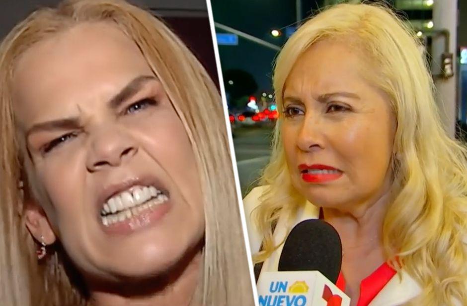 Carla Estrada contraataca y se defiende de Niurka Marcos por supuesto romance con William Levy