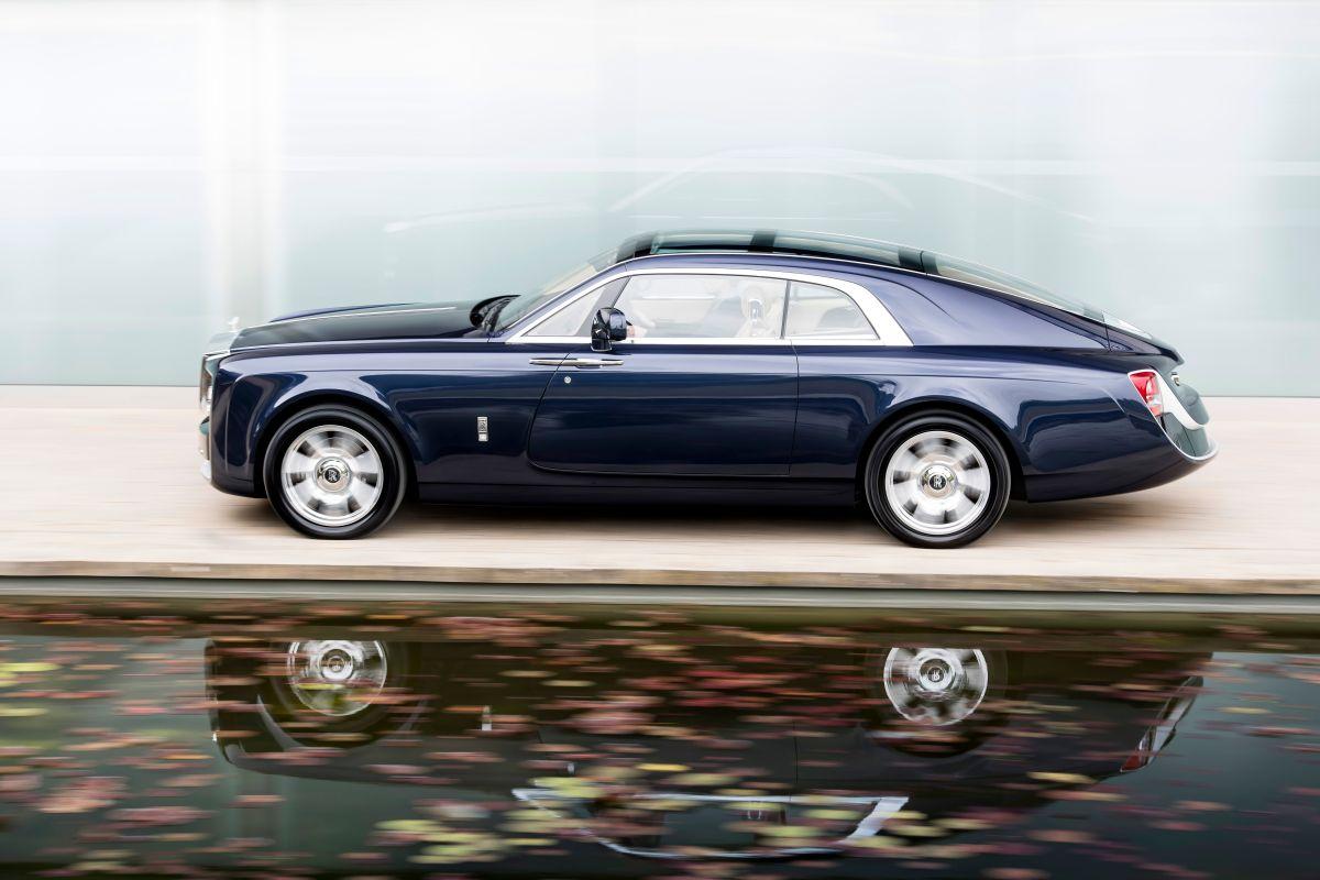 Los autos personalizados de ultra-lujo están de moda: Rolls Royce reporta cifras récord en ventas de 2018