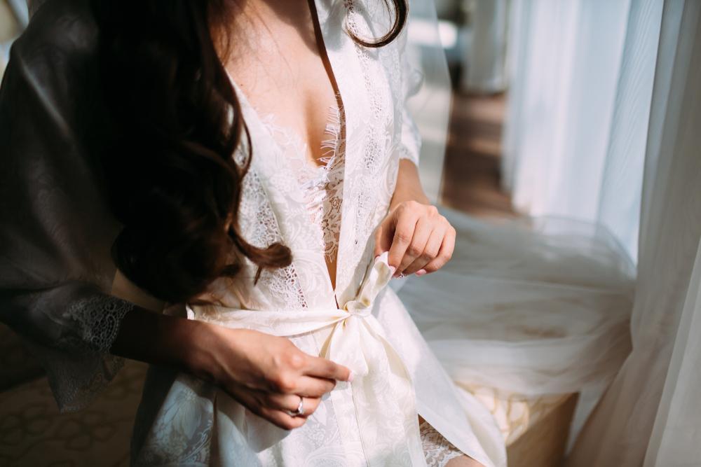 5 prendas de lencería sexy para usar en tu noche de bodas