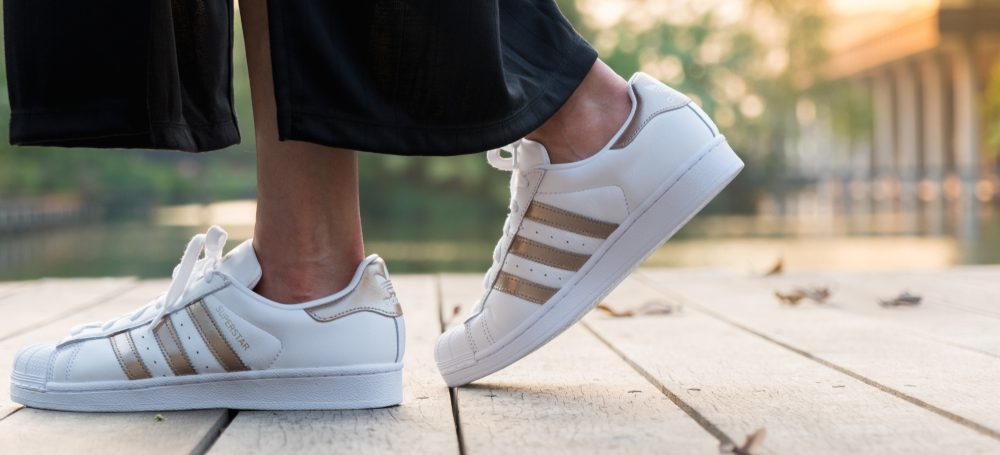Siéntete cómoda con estos 5 zapatos deportivos de Adidas