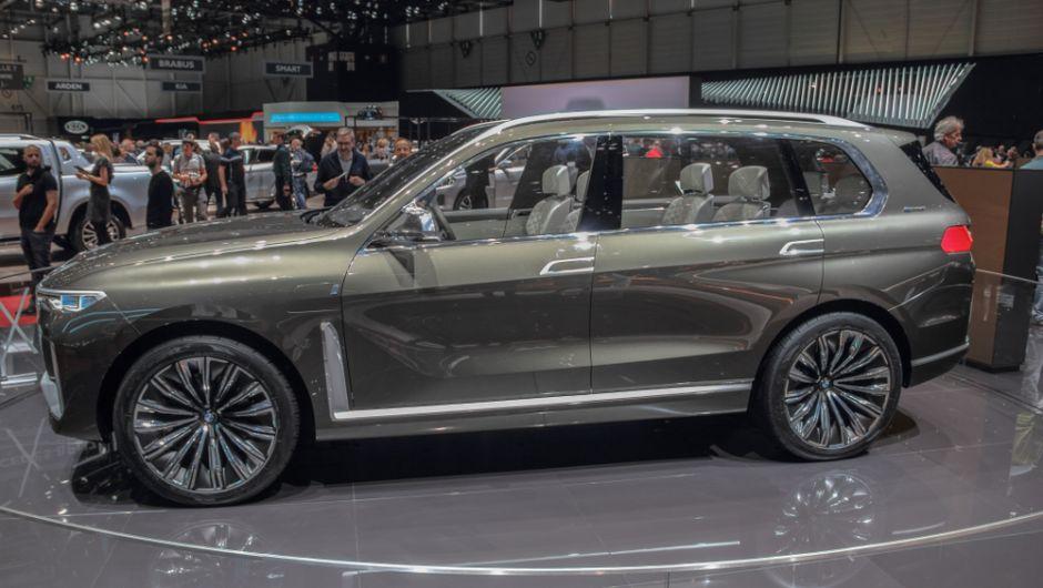 SUV BMW X7: entérate de lo último en tecnología