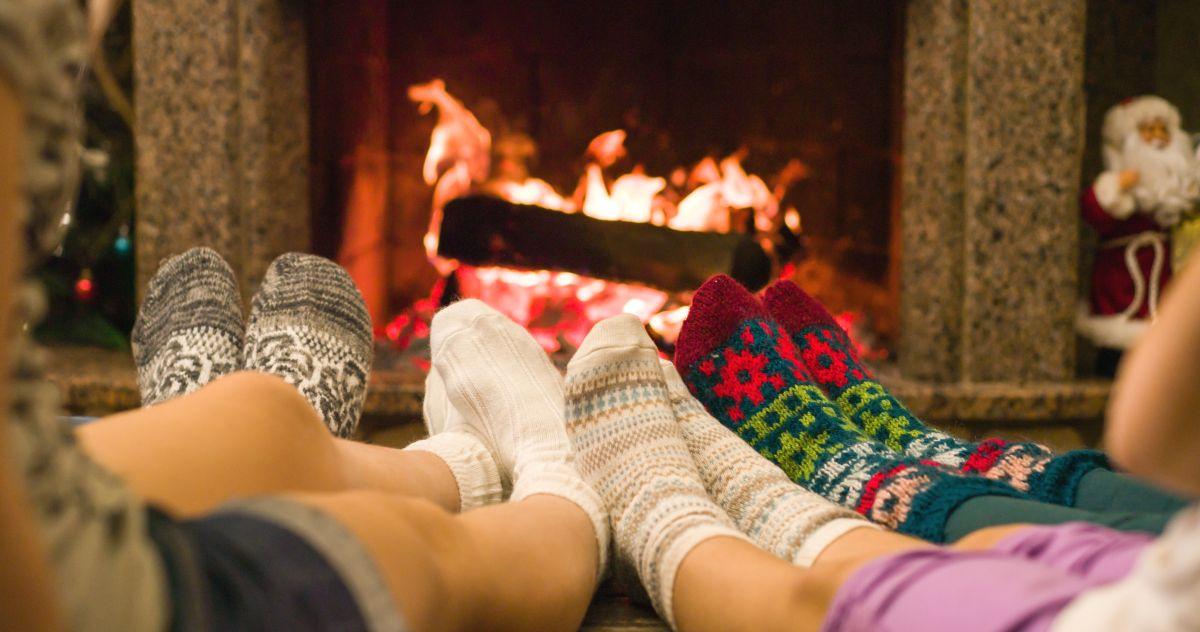 10 piezas de ropa calientita que encuentras en T.J.Maxx para estar en la casa durante el clima frío de otoño