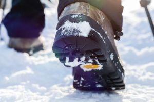 6 botas resistentes de hombres para la nieve