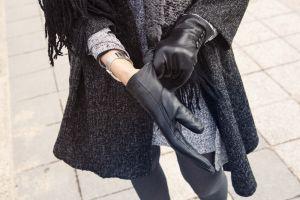 5 guantes de piel flexibles para el uso diario en otoño