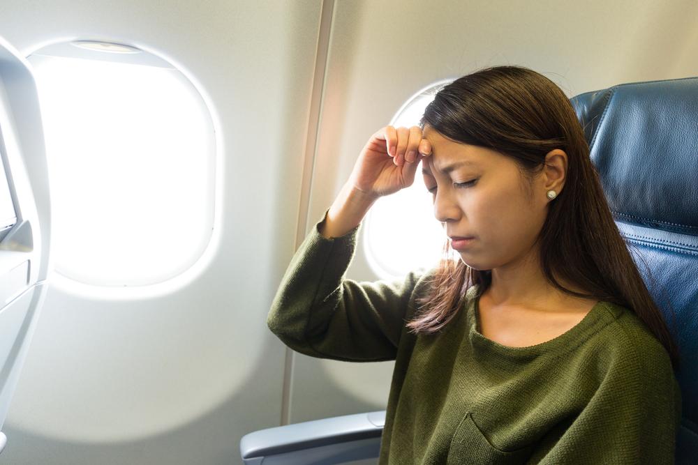Los mejores 5 suplementos para calmar las náuseas y mareos cuando viajas en avión
