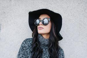 5 gafas de sol vintage de mujer para usar en otoño