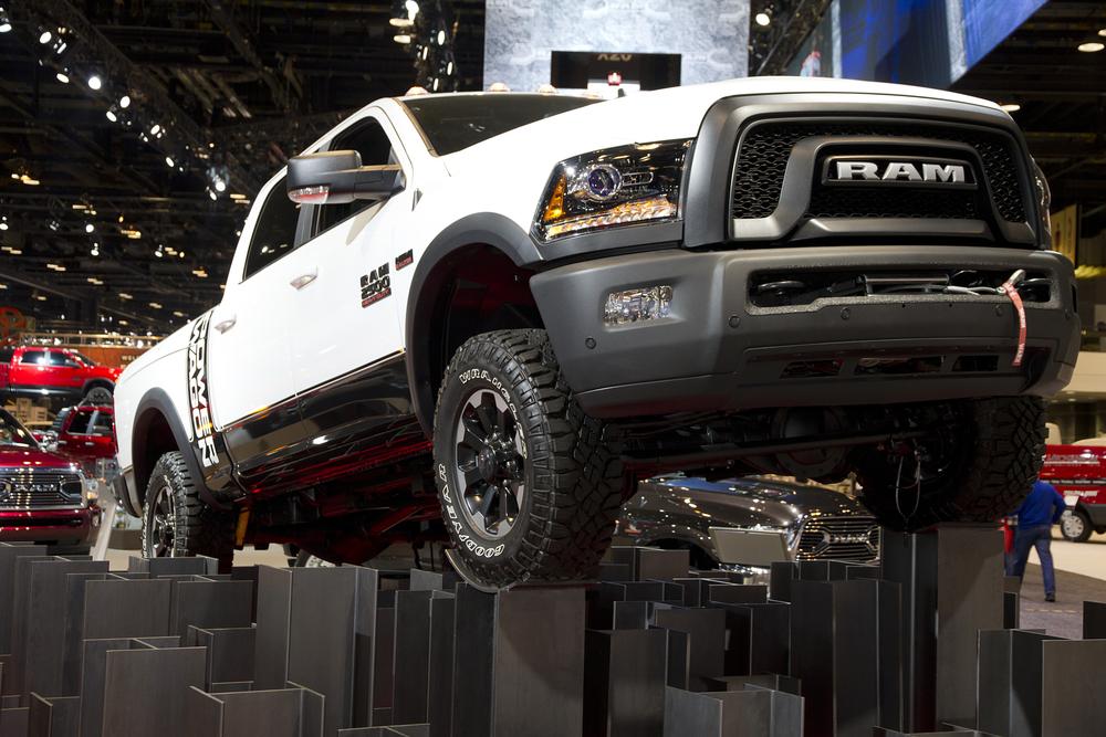 Asómbrate con la pickup Ram2500 que llega en 2019: la más lujosa creada hasta el momento (VIDEO)