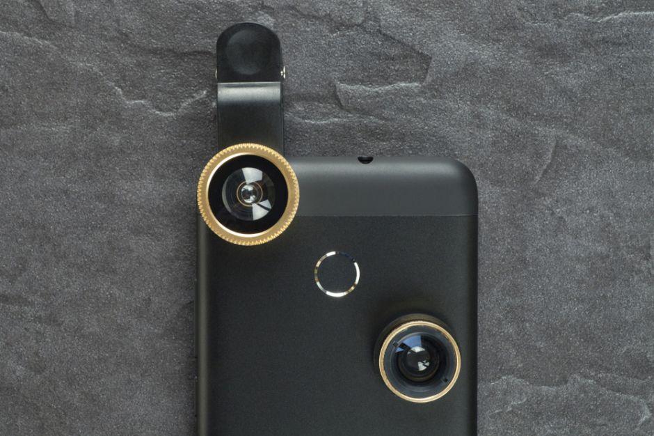 6 accesorios para tomar las mejores fotos con tu celular