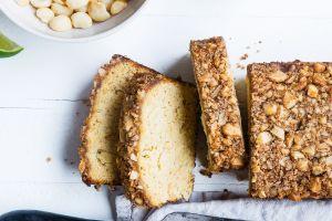 Deliciosa receta rica en fibra: esponjoso pan de cacahuate y avena