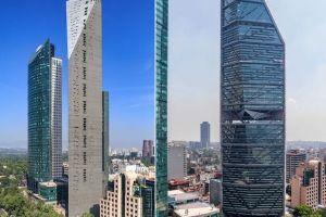 El mejor rascacielos del mundo no está en Nueva York, sino en México