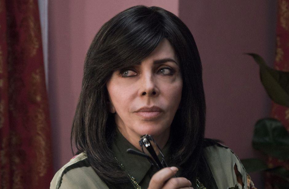 Verónica Castro confirma su regreso a 'La Casa de las Flores 2' de Netflix