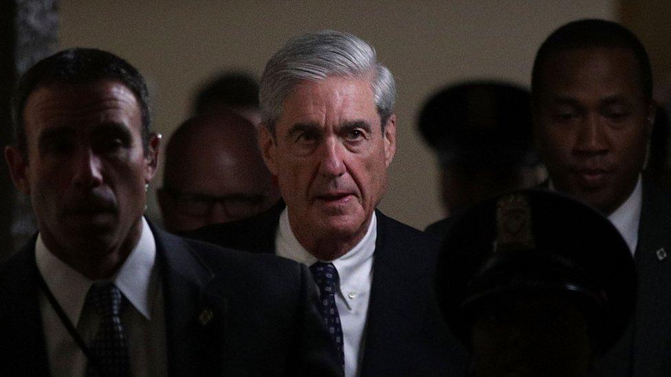 Robert Mueller reclama a William Barr por la confusión que causó el resumen del reporte del Rusiagate
