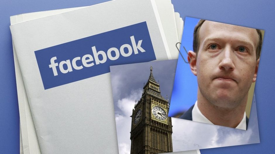 Lo que dicen de Facebook los correos confidenciales de Zuckerberg publicados por el parlamento británico