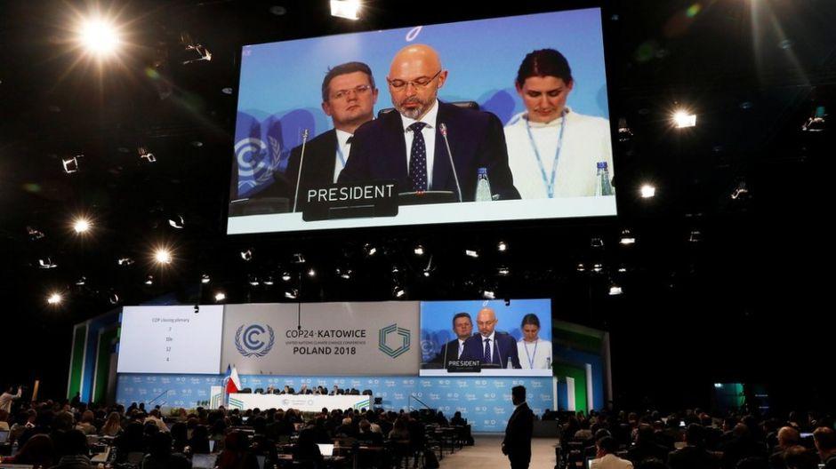Cambio climático: casi 200 países, incluyendo a EEUU, aprueban reglas para aplicar el Acuerdo de París