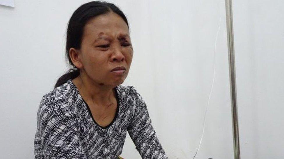 Tsunami en Indonesia: el emotivo testimonio de una madre que perdió a su hija de 5 años