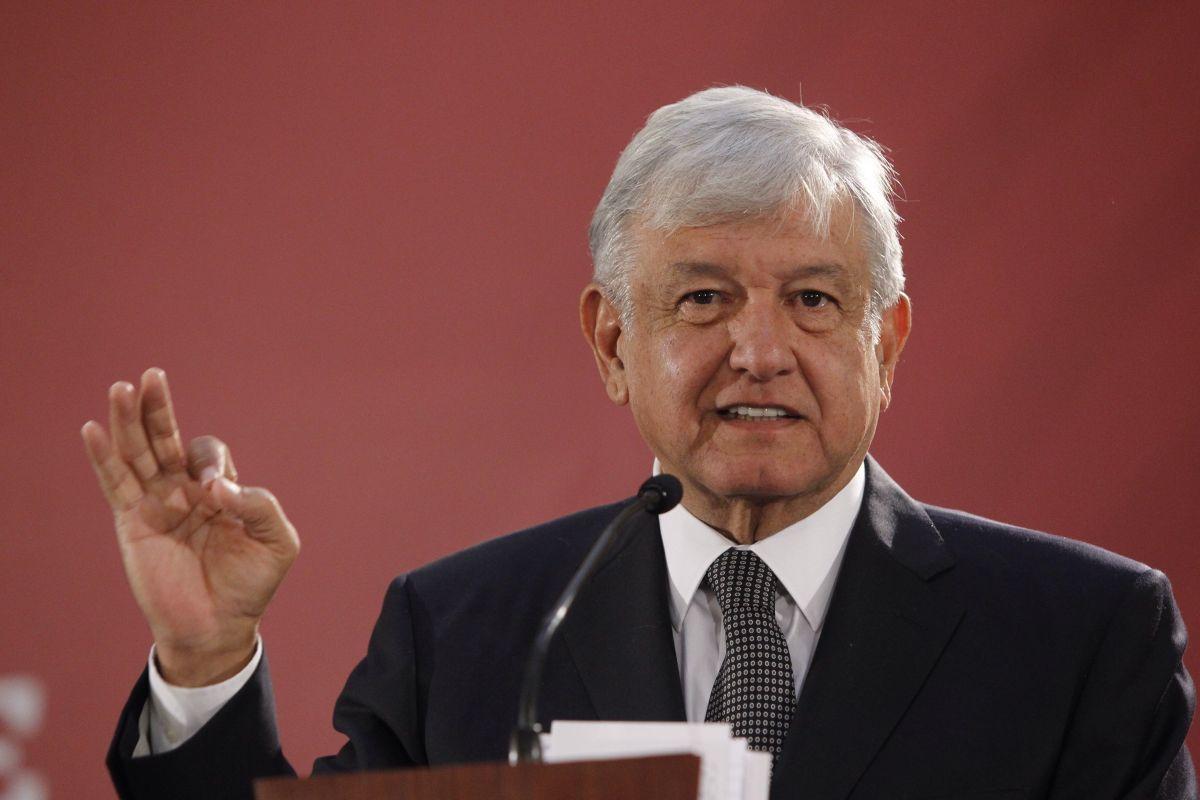 López Obrador dio su primera conferencia de prensa matutina como presidente.