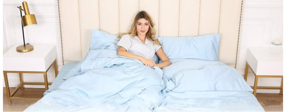 5 juegos de sábanas perfectos para tu habitación