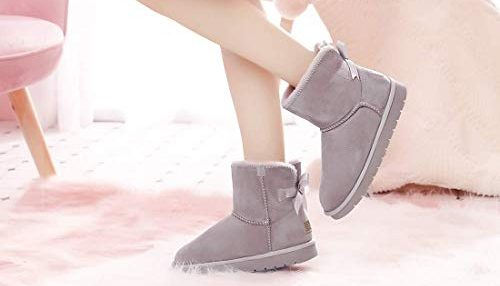 4 calientes botines de mujer para proteger tus pies del fuerte frío este invierno