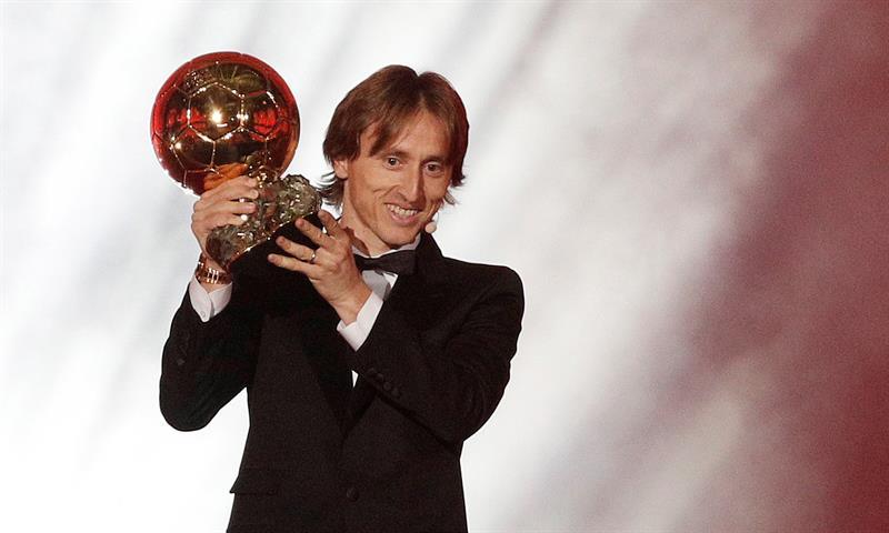 Luka Modric aclara que nadie le ha regalado nada
