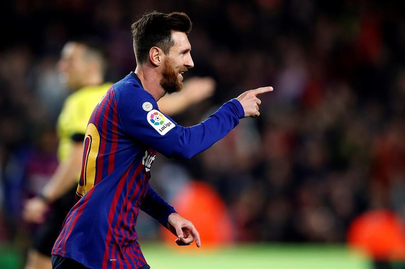 Messi le dice adiós al 2018 con 51 goles, su cuota más baja en cinco años