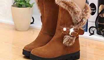 Estilos de invierno: La mejor variedad de zapatos para mujer