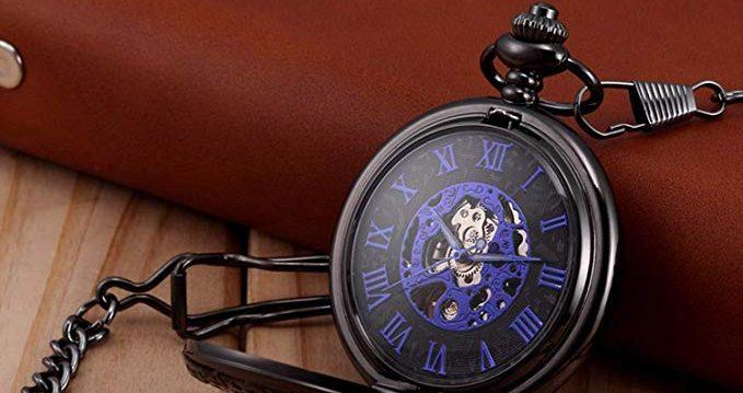5 relojes de bolsillo perfectos para los amantes de lo clásico
