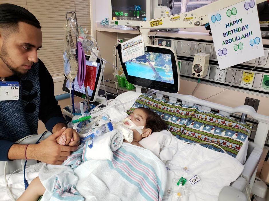 Madre de niño hospitalizado en Oakland no puede visitarlo por la prohibición de viaje de Trump
